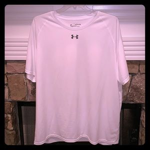 Under Armour 3XL Shirt White
